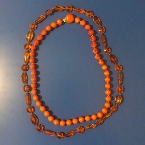 Vintage Necklace Bundle - (2)